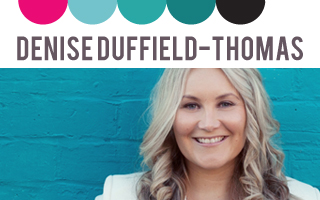 COLOR DRIVEN: Denise Duffield-Thomas