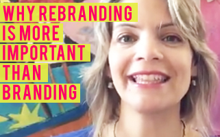 Why Rebranding is more important than Branding