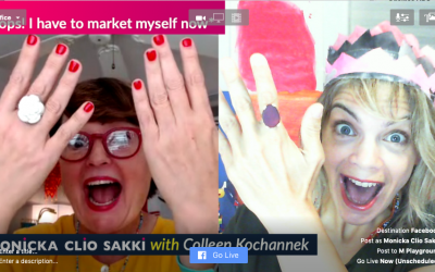 FB Live with Colleen Kochannek